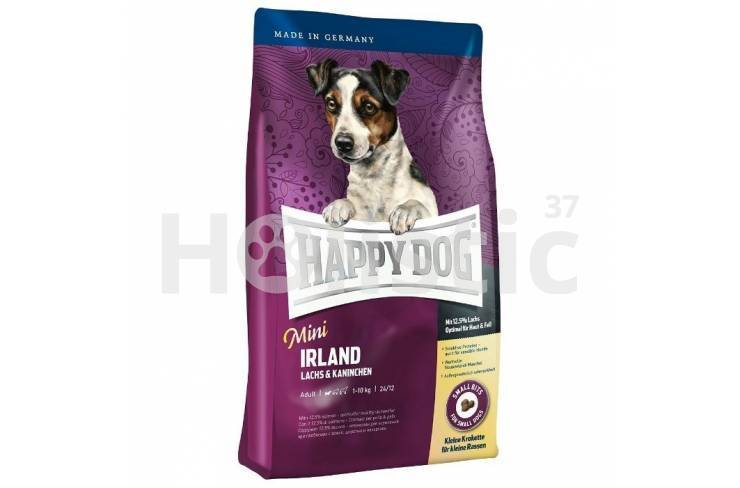 Happy Dog Supreme - Mini Irland, вес 1 кг. фото 1