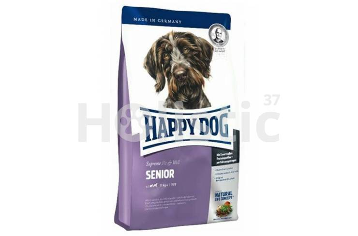 Happy Dog Supreme - Senior, вес 12,5 кг фото 1